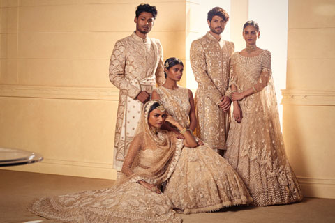 Passage And Renaissance Of Indian Fashion